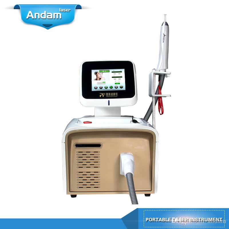 New 2018 Q Switched Nd Yag Laser Tattoo Removal Machine Skin