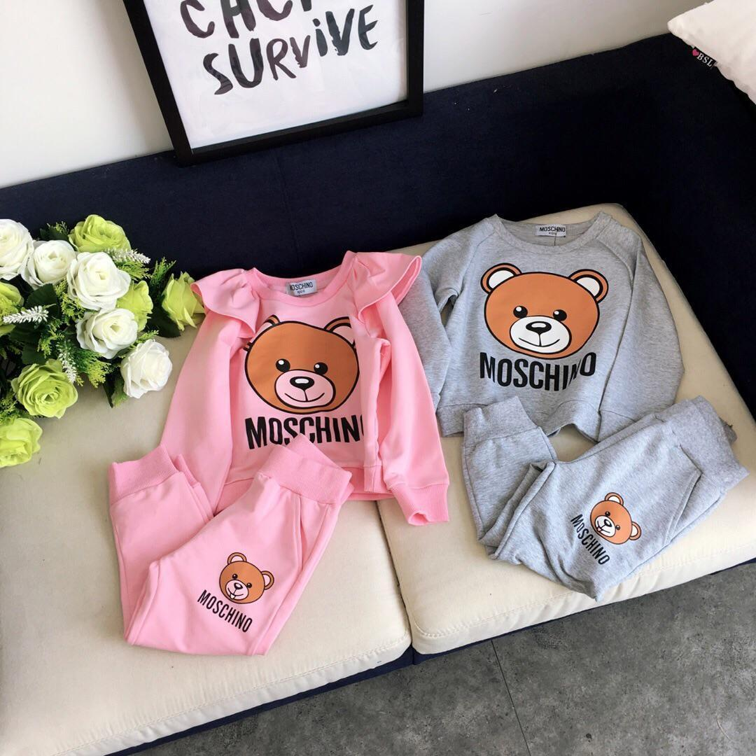 1e70aceb0 2018 New Pattern Autumn Baby Korean Kids Clothing Set Catamite Long ...