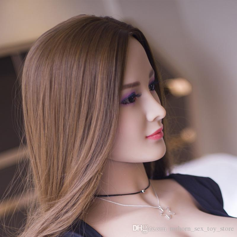 153cm real sex doll Silicone Sex Doll Adult Male Love Doll Adult Sexy Toys With Full Body and Metal Skeleton Masturbating Adult masturbation