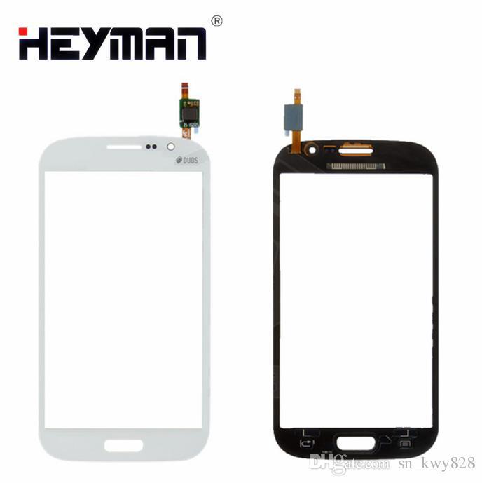 LCD com tela sensível ao toque para galaxy grand neo plus lite i9060 i9060i t9060 lcd screen display digitador painel de vidro da frente peças de reposição