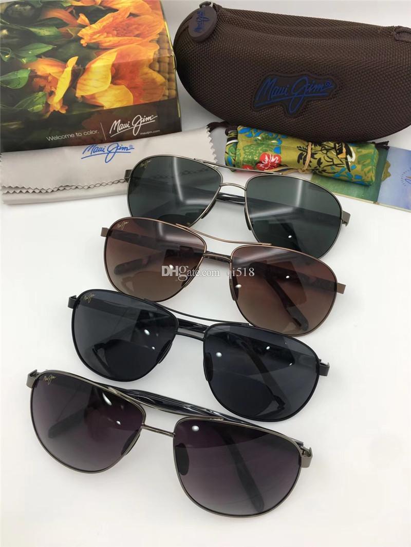 0eb21084830 Brand Maui Jim Sunglasses MJ 728 Sun Glasses MJ728 Polarized ...