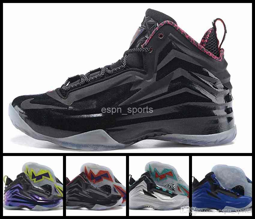 fe0c90bbdc0d 2018 New Chuck Posite Men Basketball Shoes High Quality Cheap Charles  Barkley Mens Sneakers Brand Sport Shoe Zapatos Athletic Boots 41 47  Designer Shoes ...