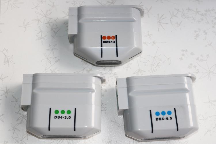 Novo Mini Hifu Handheld Portátil de Alta Intensidade Focada Ultrassom Hifu equipamentos de beleza Para Remoção de Rugas Levantamento Do Rosto corpo emagrecimento