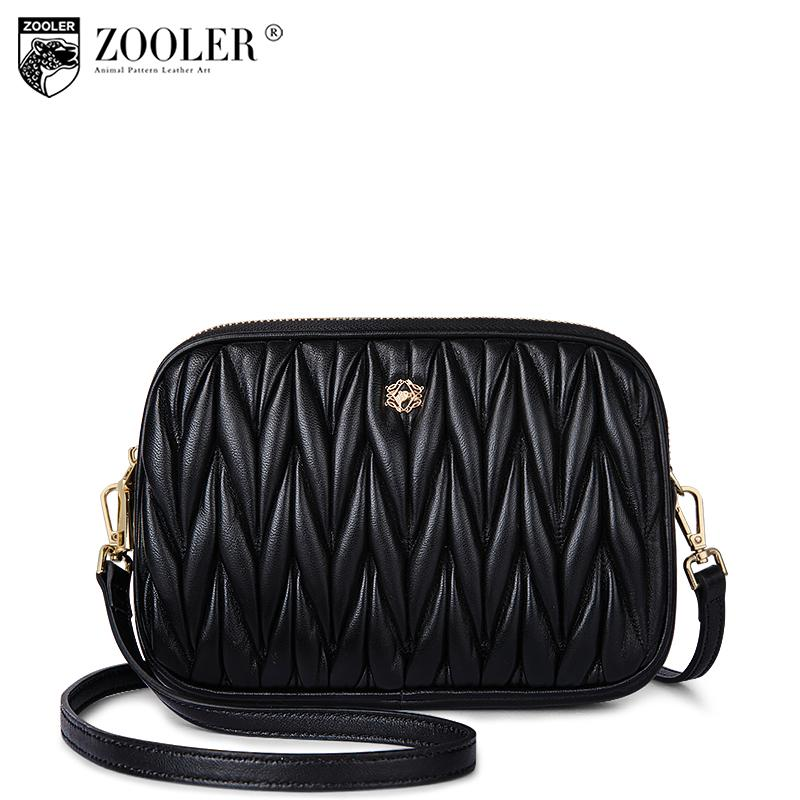 046243fdcc Top Brand Genuine Leather Woman Bag ZOOLER 2018 Cross Body Bags Lady  Shoulder Bag Travel Accessories Bolsa Feminina Hot #b105 Leather Bags For Women  Womens ...