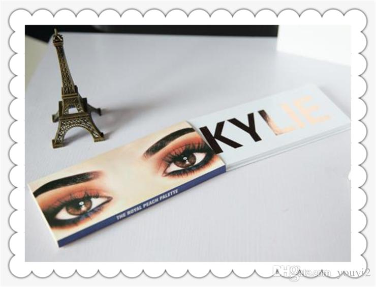 Store make-up new kylie12 eyeshadow eyeshadow brush brush eyeshadow pan big eyes selling like hot cakes DHL