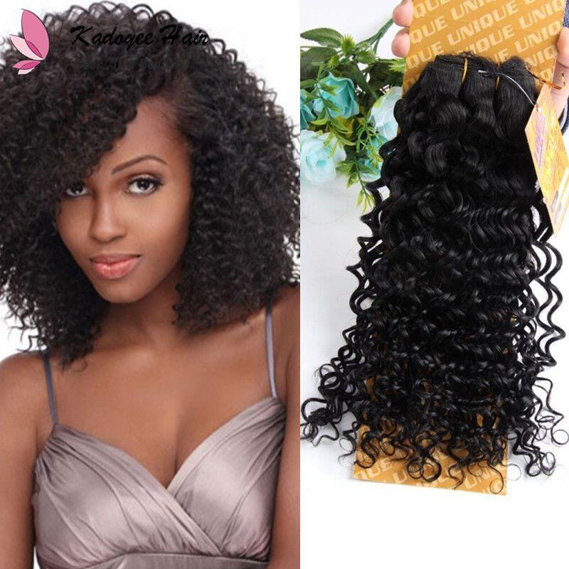 Black Brown Brazilian Malaysian Peruvian Virgin Remi Human Hair