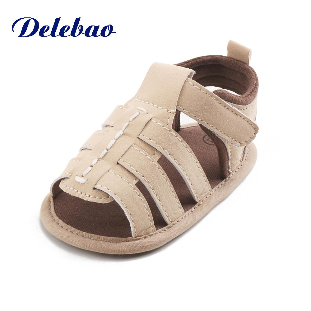 5baaf4f02 Delebao New Design Brown Bear Summer Cute Baby Sandals Unique Rubber High  Quality Baby Shoes Kids Brown Shoes Shoes Kids Online From Entent