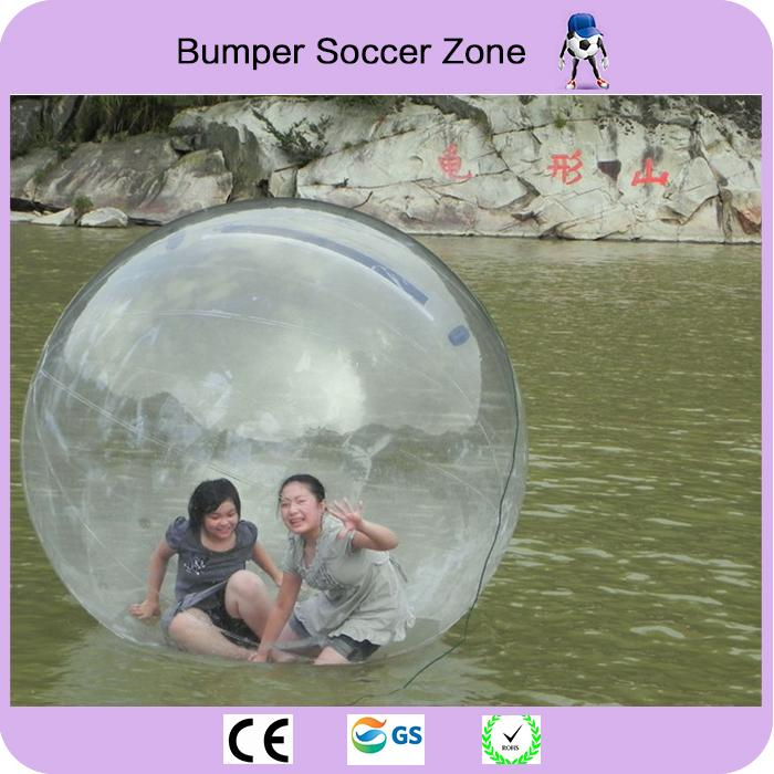 Top Quality 2m Water Walking Ball Giant Water Zorb Ball Ballon Inflatable Water Zorb Ball