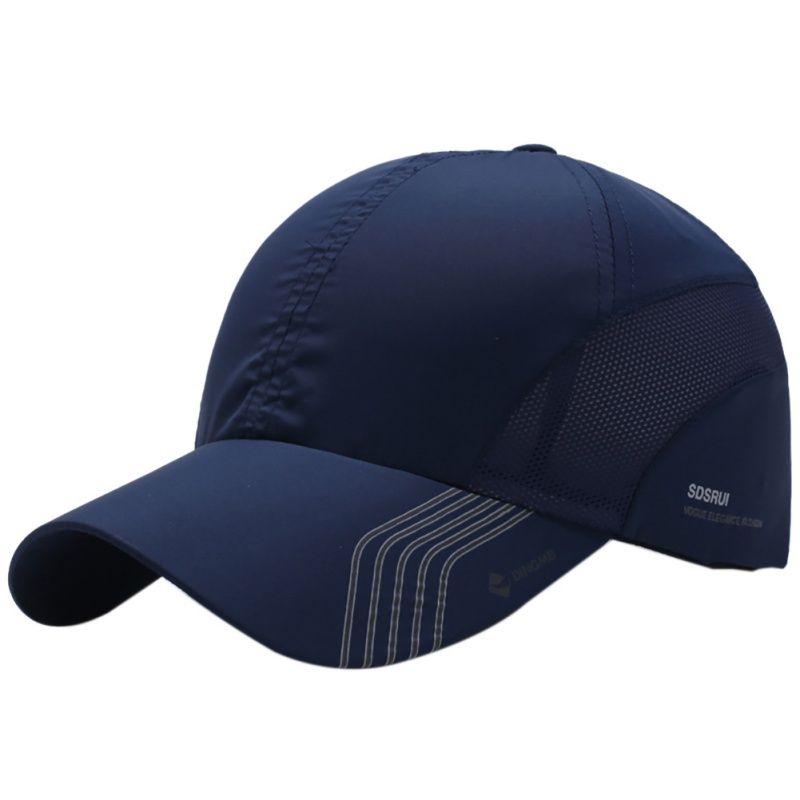 da114047062 Summer Men  s Quick-Drying Mesh Breathable Cap Hat Outdoor Hiking ...