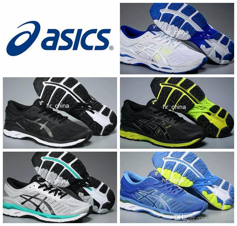 2018 Wholesale Price Asics Gel Kayano 24 Running Shoes For Men New Style  Sneakers Athletic Boots Sport Shoes Size 36 45 Shoe Shop Mens Sale From  Hr china 4b59bc4905256