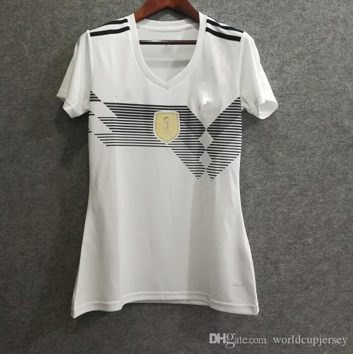 2019 Germany 2018 OZIL Women Jerseys Muller GERMANY Jersey 17 18 19  Deutschlan DRAXLER Gotze Reus Kroos Neuer HUMMELS Female WC Kit From  Worldcupjersey 1181a1807