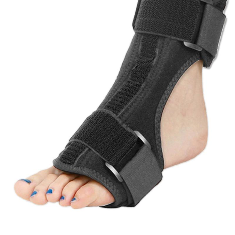ee02af512d 2019 Mayitr Adjustable Foot Drop Orthosis Aluminum Ankle Plantar Fasciitis  Support Day And Night For Men Women Heel Pain Relief From Litchiguo, ...