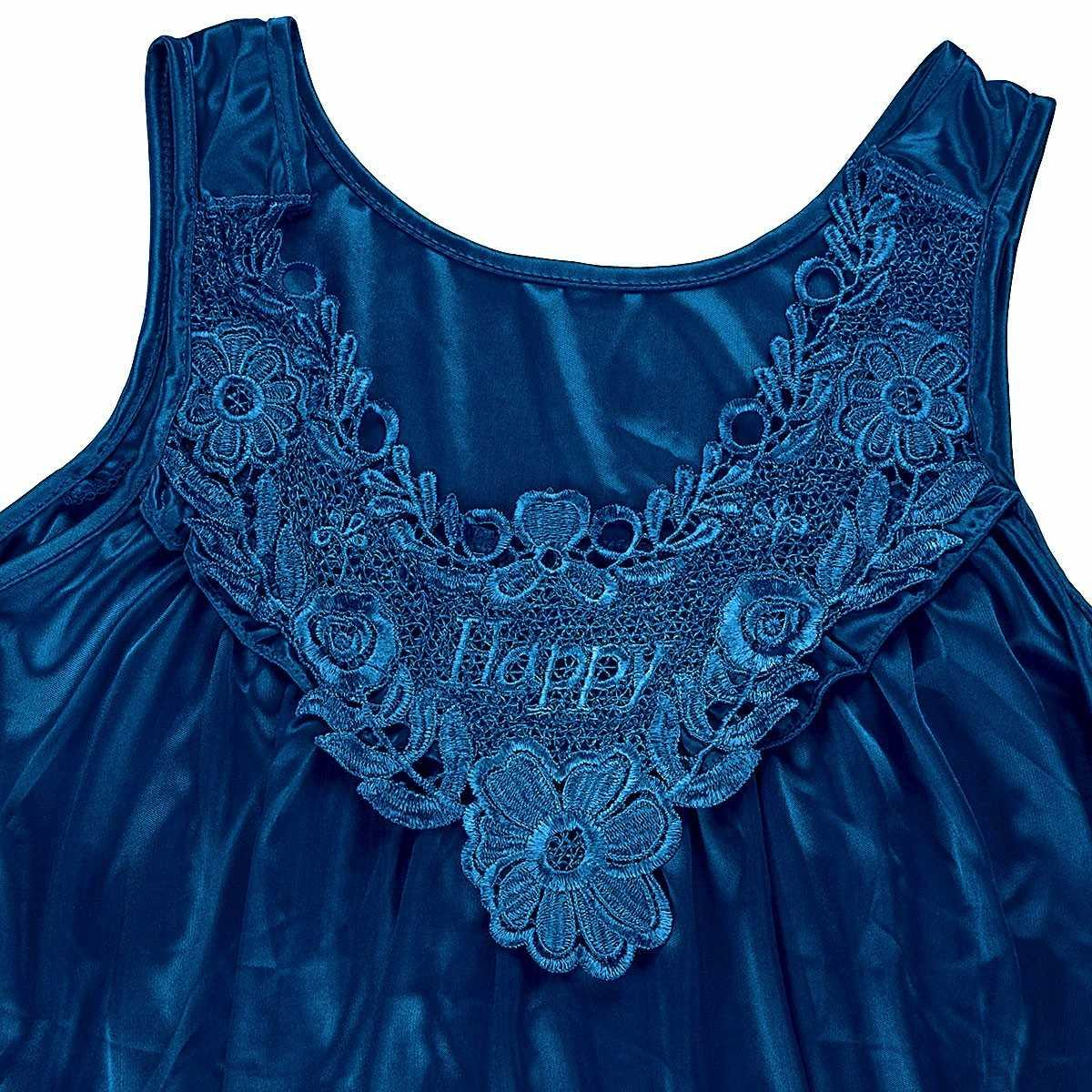 2016 Fashion Women Ladies Sexy Lace Long Peignoir Sleepwear Robes Soft And Silk-like Comfortable To Touch And Wear