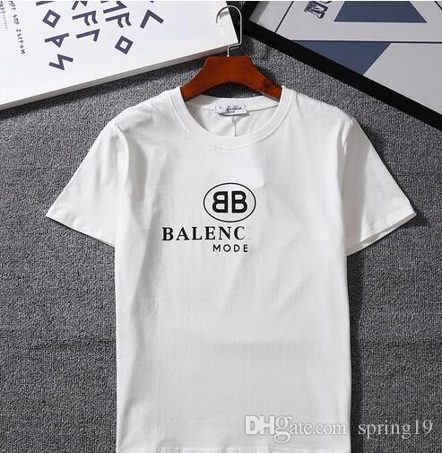 25bd8f46 Hot Sale Unisex Men T Shirt Brand MODE Logo Letter Printed T-shirt ...