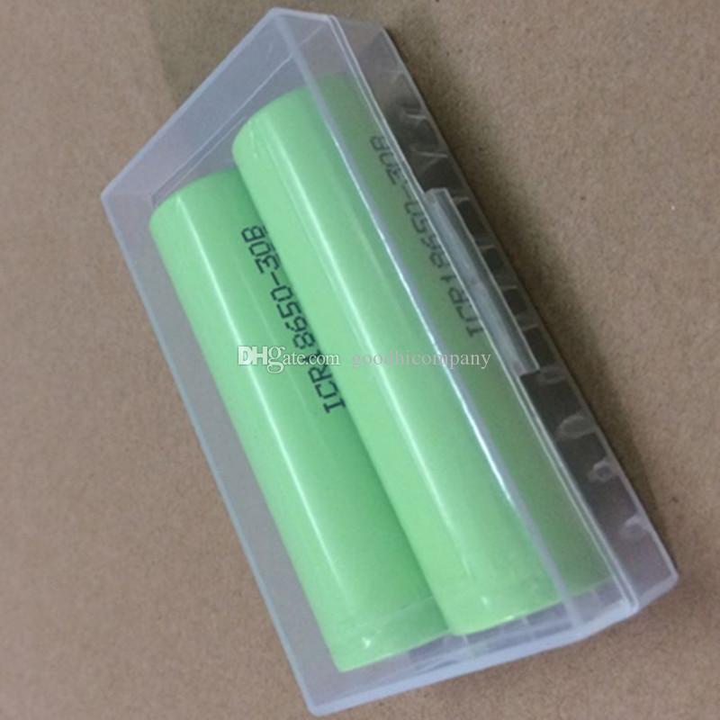 Baterías de alta calidad ICR18650-30B batería recargable de litio para productos electrónicos de cigarrillos electrónicos