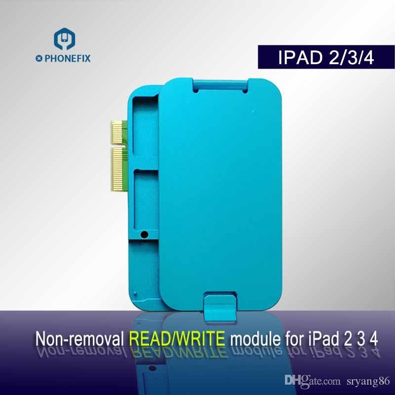 FIXPHONE JC Pro1000S JC Pro 1000 Multi-Funktions-Chip-Programmierer Nicht-Removal Read Write Adapter für iPad 2 3 4