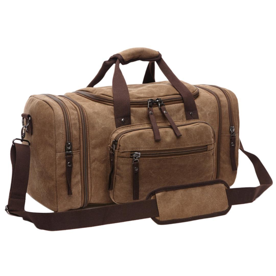 1eab971844 2019 2018 Hot Top Canvas Sport Gym Bag Training Bag Men Woman Fitness Yoga  Travel Multifunction Handbag Outdoor Sporting Shoulder From Fwuyun