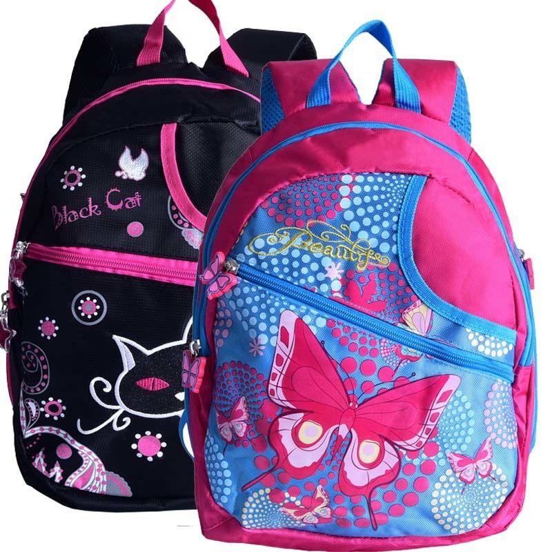 db570283e0 New Cartoon Kid School Backpack For Child School Bag For Kindergarten Baby Mochila  Infantil Student School Girls Backpack Y18100805 Backpack Usa Back To ...