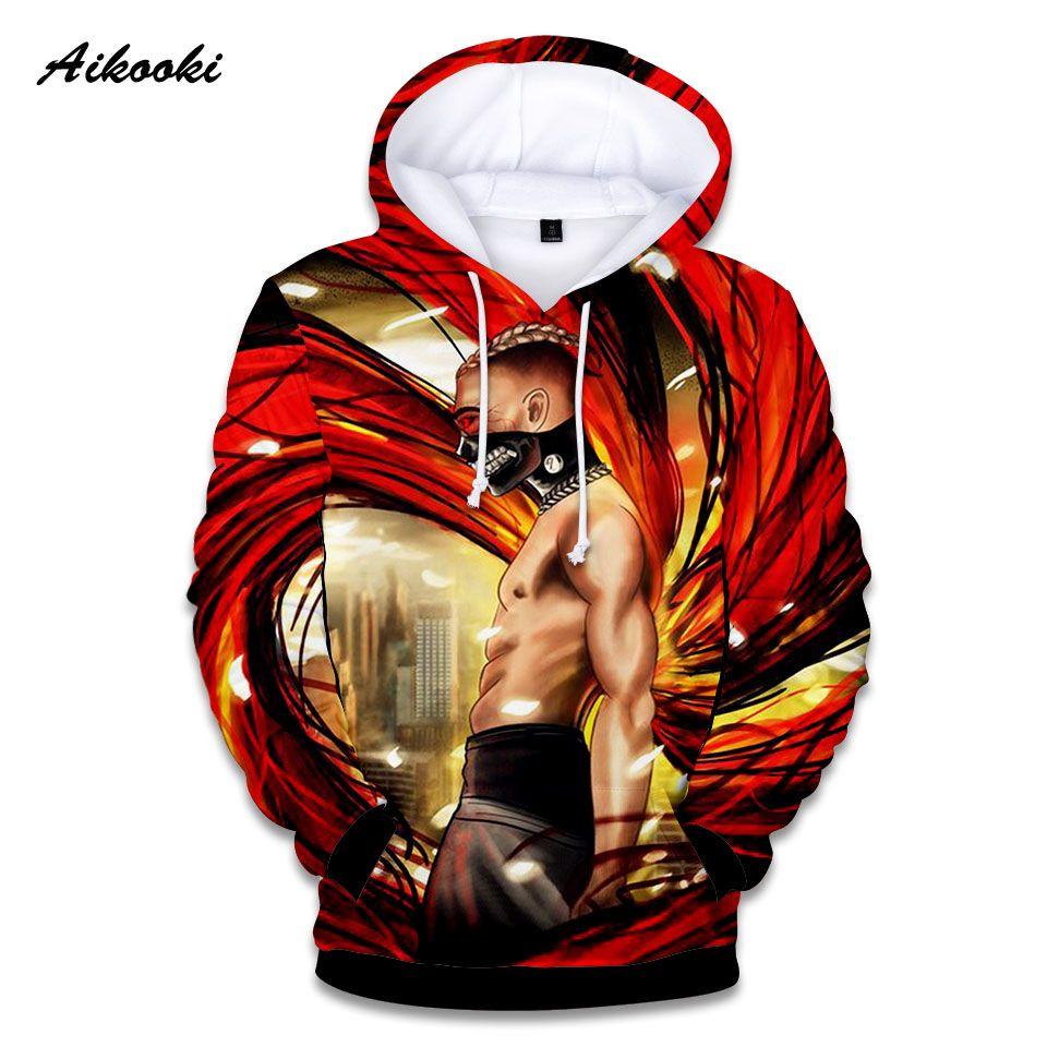 e499ad29c66 2019 Aikooki 3D Xxxtentacion Hoodies Men Women Sweatshirt Singer Xxxtentacion  Hoodie Cotton Sweatshirt Boys Girls Hip Hop Thin Tops From Radishu