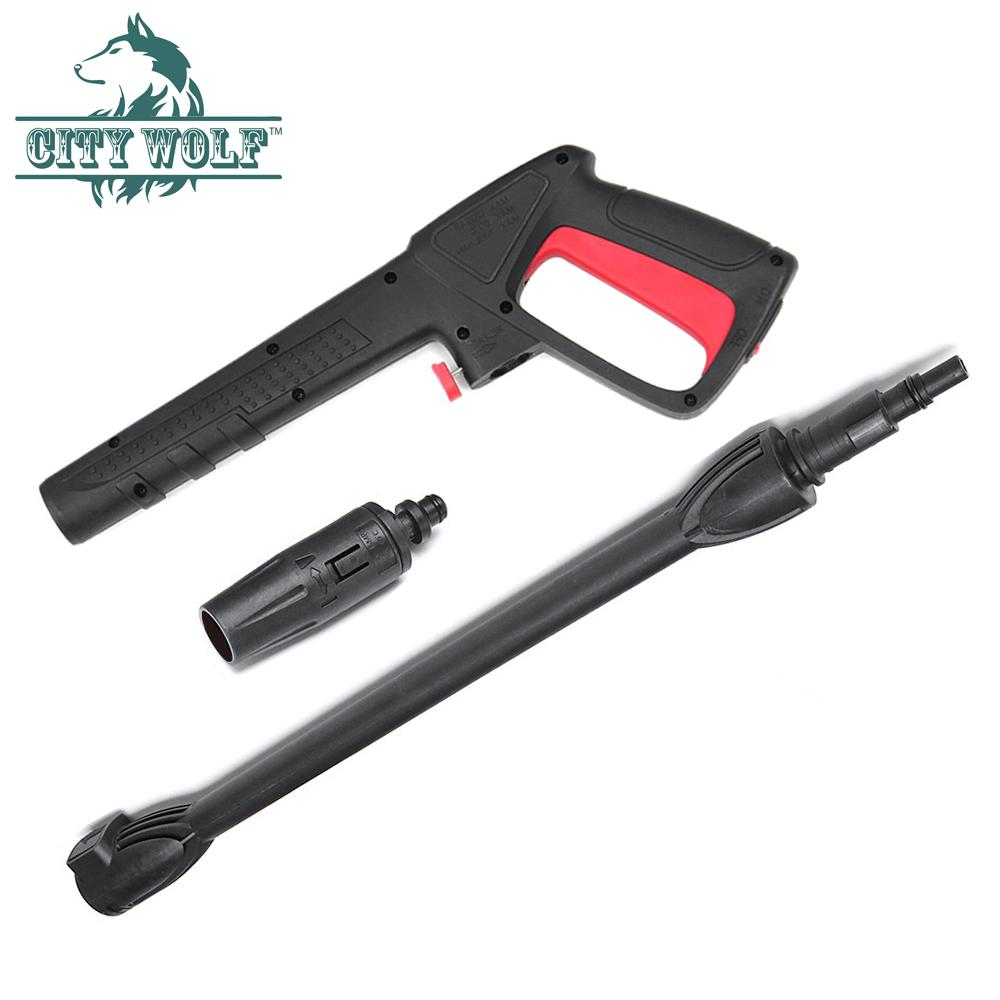 2019 City Wolf Qucik Connect Spray Water Gun And Lance For Ar