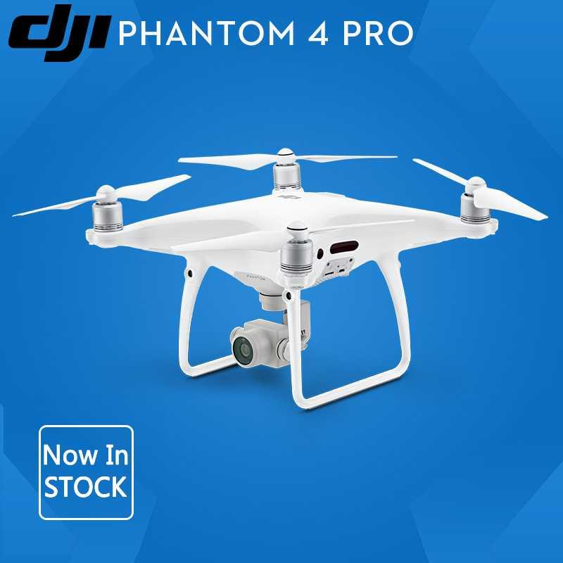 Dji Phantom 4 >> 2019 Dji Phantom 4 Pro Drone With 4k Hd Camera 1 Inch 20mp Cmos 5