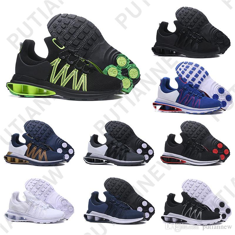 5c9ca6f1641d9d 2018 New Shox Gravity 908 For Men Running Shoes Famous DELIVER OZ NZ ...