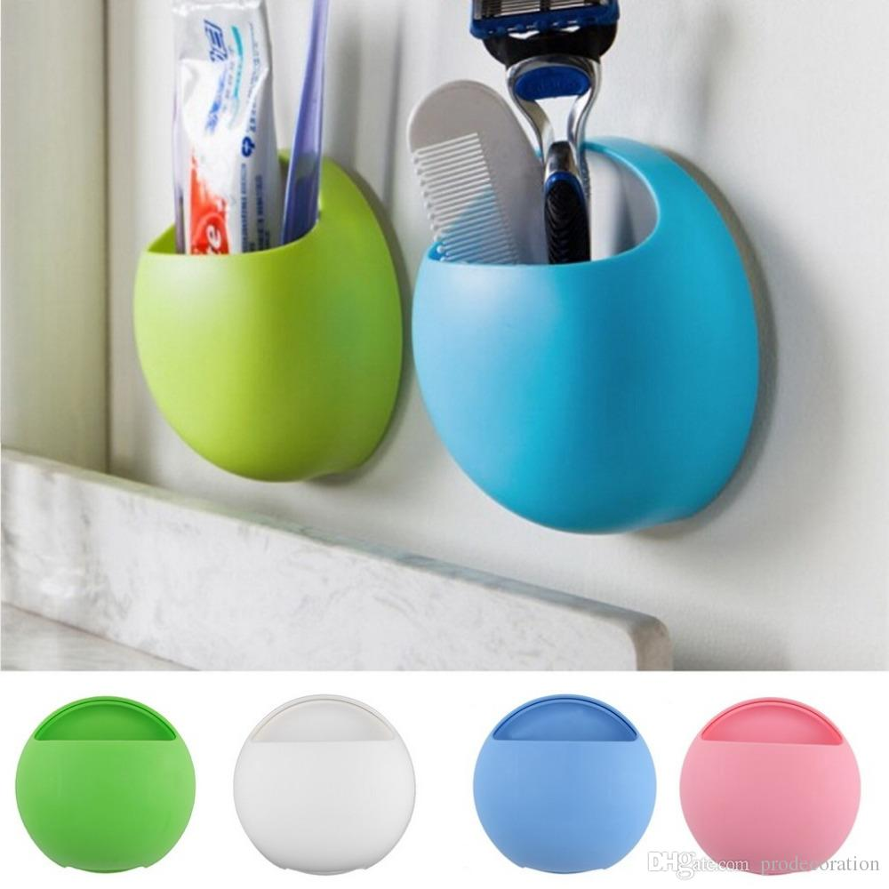 New Fashion Toothbrush Holder Bathroom Kitchen Family Toothbrush ...