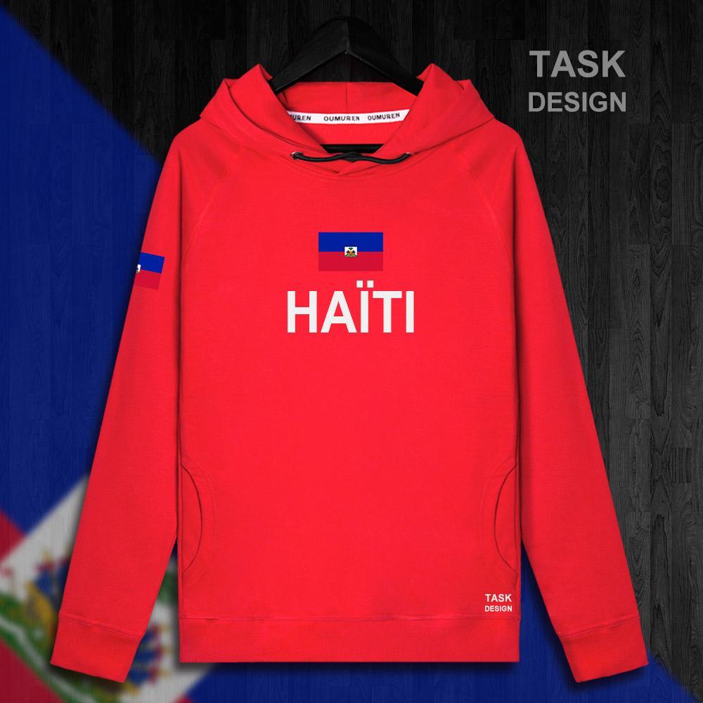 Haiti Haitian Hayti Ayiti Mens Hoodie Pullovers Hoodies Men