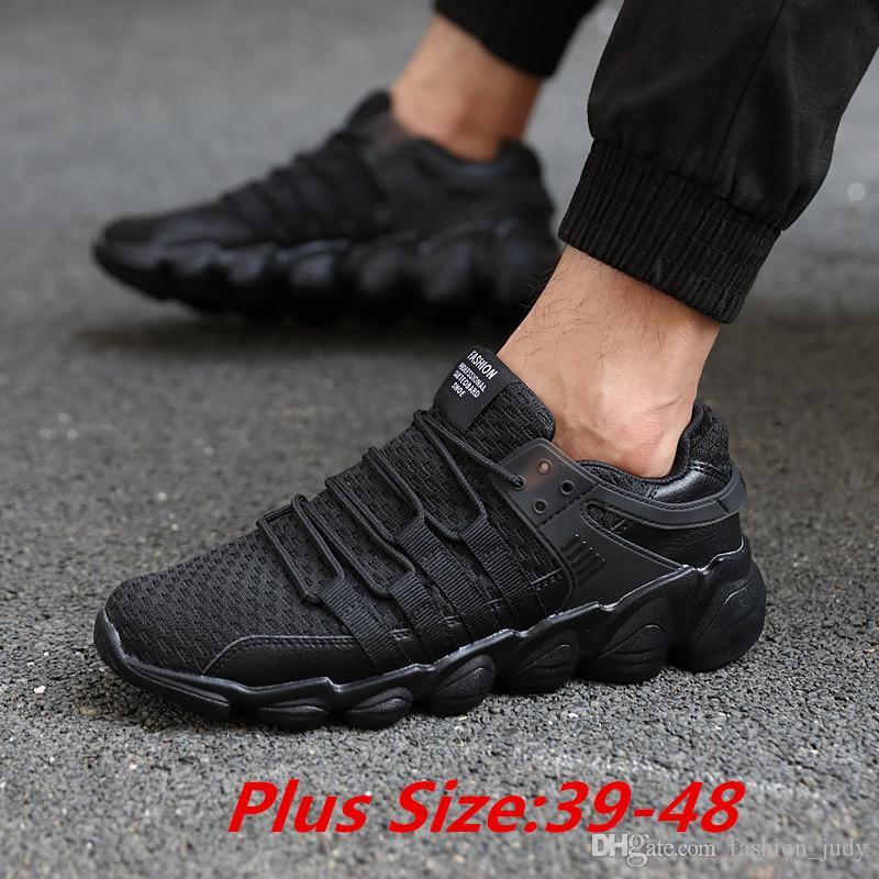 De Hombre 48 Deportivos Aire Deporte Libre 39 Zapatillas Grandes Al Zapatos Tallas Para Deportivas WDHIE29