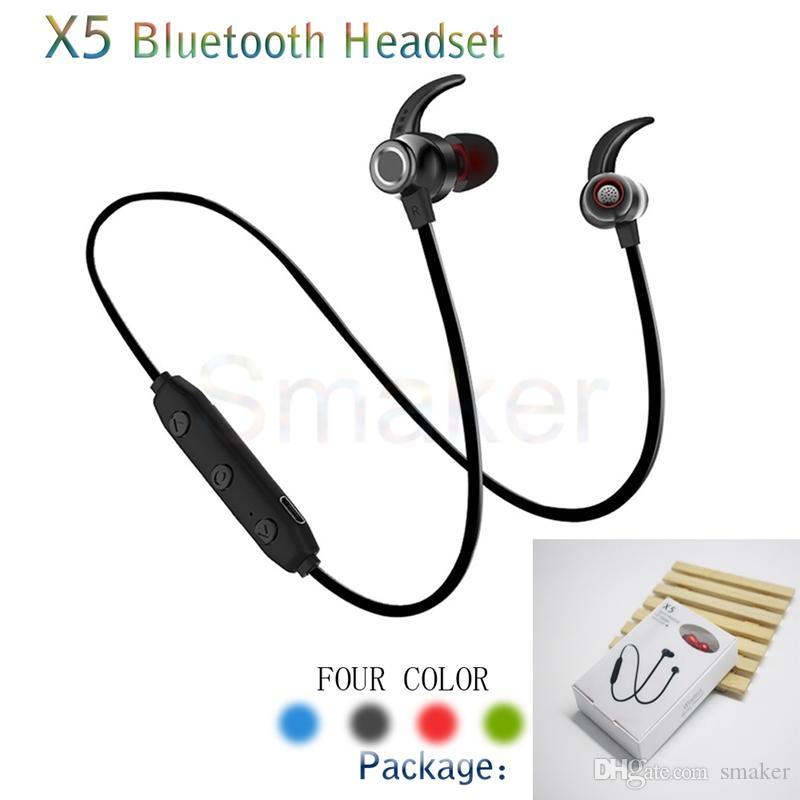 наушники телефонные X5 Bluetooth наушники беспроводные наушники