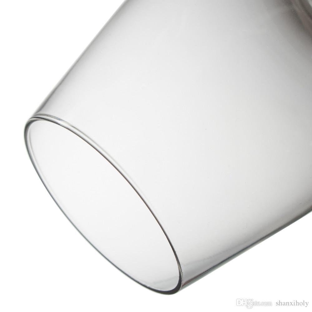Lagervorrat Heißer Verkauf Maschinengeblasenes klares bleifreies Kristall-Stammglas