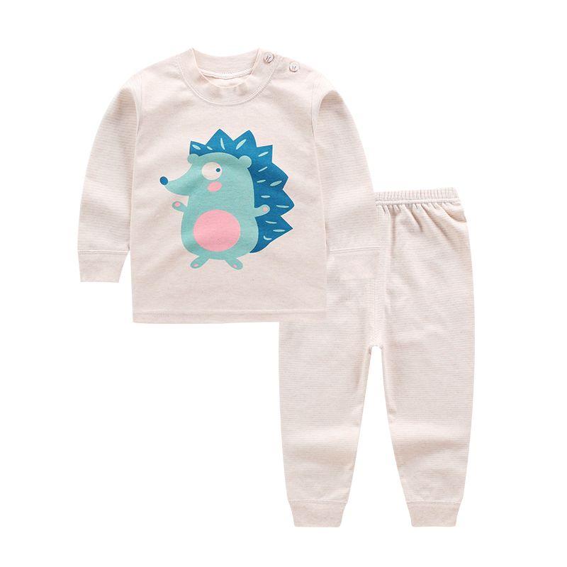 2018 Boys Nightwear Girls Family Christmas Pajamas Cartoon Kids Pajama Sets Children Sleepwear Toddler 1t-5t BN-003