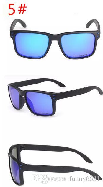 موك = HOT SALE الرجل العلامة التجارية والمرأة الاستقطاب النظارات الشمسية الرجال رياضة المرأة ركوب الدراجات نظارات نظارات نظارات VR46 الغازات 10 لون السفينة حرة