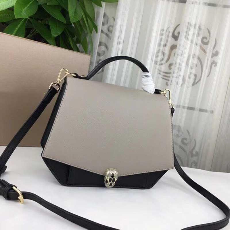 585a162e50ea BV Brand Designer Handbags Snake Head Design Luxury Famous BVG Brand ...