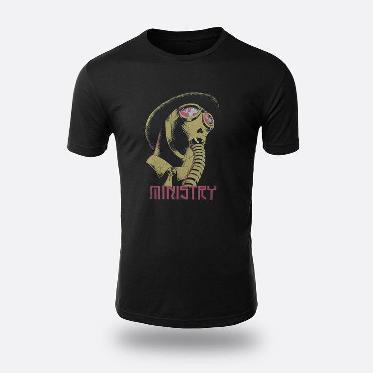 633c2bbdf Ministry Concert Tee Black T-shirt Size S-3XL Mens Tee Online with  $12.99/Piece on Tgsuppliesuk's Store | DHgate.com