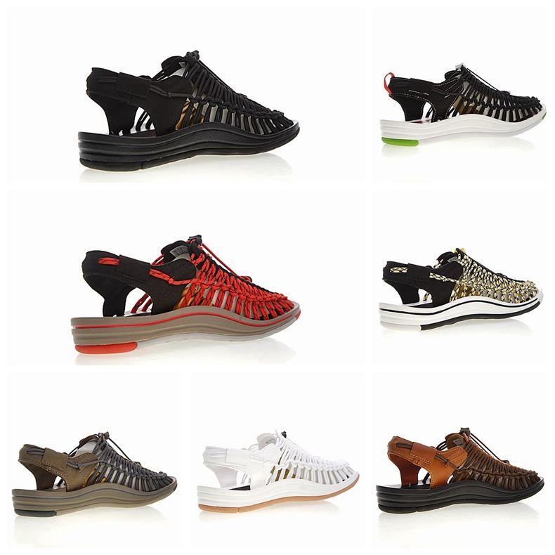 bd76c83caf96 2018 New Keens Uneek Flat M PALLADMIN Outdoor Sandals Men Flat-M ...