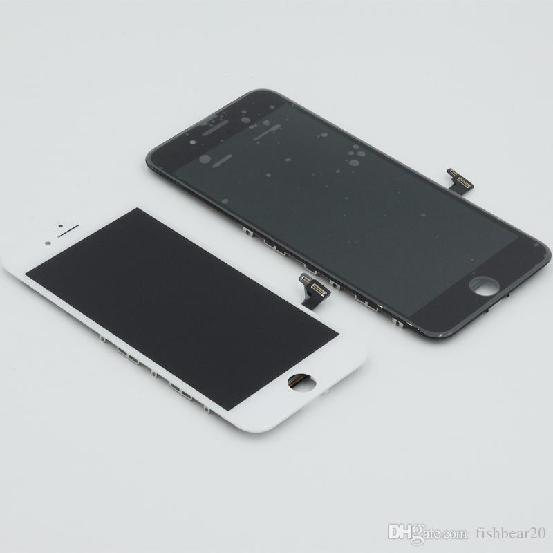 Parti di riparazione dei pannelli di tocco iPhone 8 Plus Schermo LCD Display Digitizer Digitizer Sostituzione del gruppo