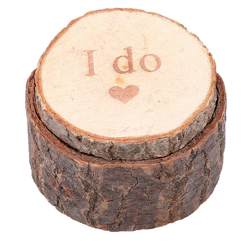 507ae2300f I Do Forever Printed Wooden Ring Box Ring Bearer Pillow For Wedding  Anniversary Deco Mariage Festive Wrapping Paper First Birthday Wrapping  Paper From Galry ...