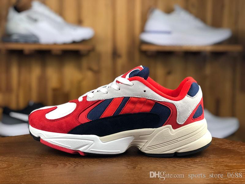 Manchester cheap price 2018 02 YUNG-1 Kanye West 700 Wave Runner Mens Women Shoes Original quality Black Whit Orange Sports Sneakers Size 36-45 buy cheap top quality great deals online fast delivery online cheap store KvLWPavF