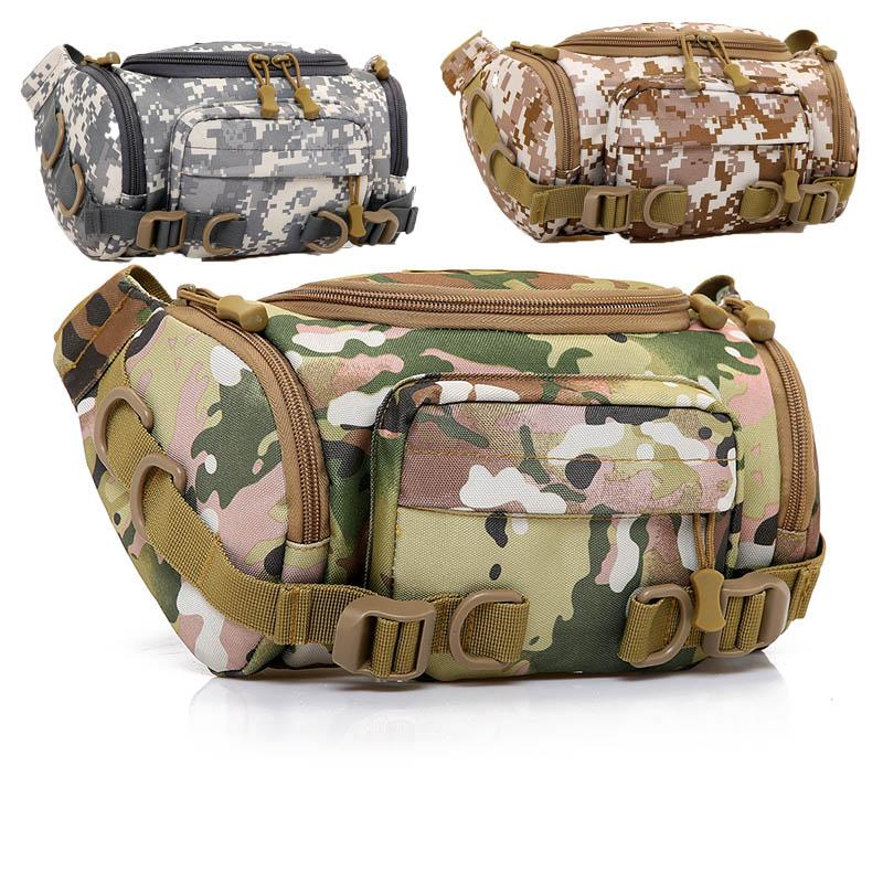 Climbing Bags 2018 New School Daily Use Camouflage Wholesale High Nylon Tactical Sling Bag Cross Body Gun Backpack Design Handgun Move Quickly