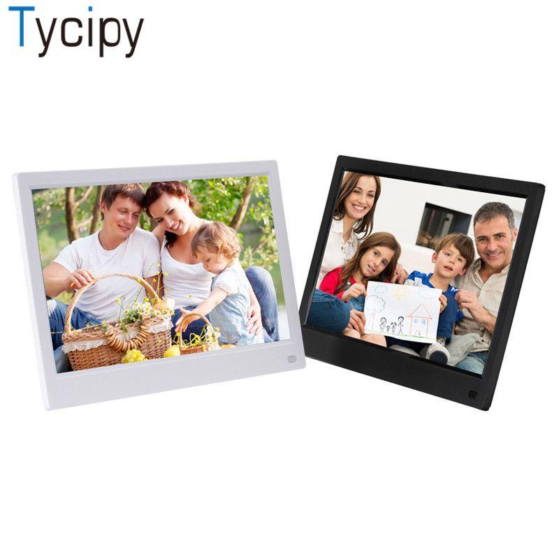 Großhandel Tycipy Wifi Fotorahmen Lcd Digital Led Elektronische ...