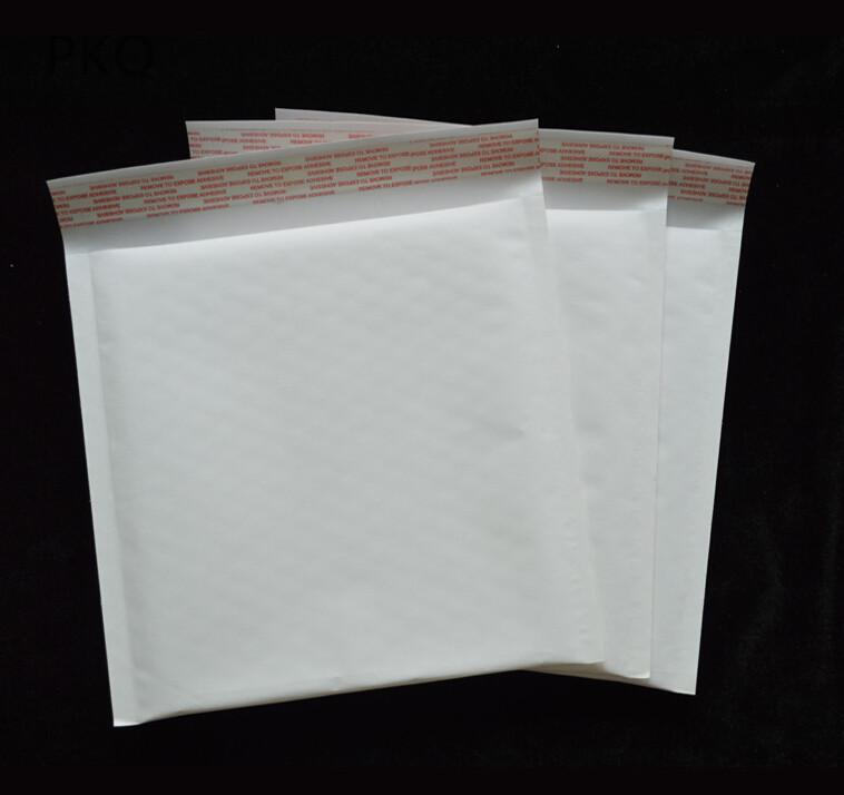 50pcs/lot Kraft White Pearl Film Bubble Envelope Mailing Bags  Anti-Anti-pressure Anti-static Shipping Envelope