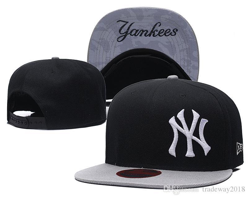 Compre 2018 Barato MLB México Béisbol Equipado Gorra Para Hombres Gorra De  Béisbol Deportes Al Aire Libre Verano Algodón Sombrero De Sol Mujeres  Sombrero De ... 577e69983b6