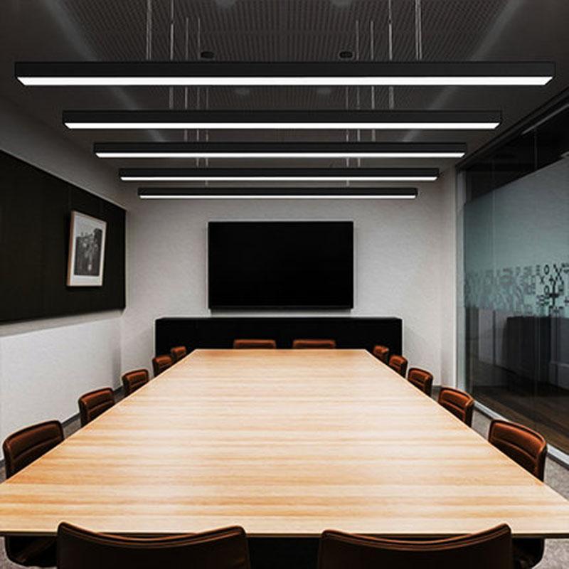 office lamp led strip light hanging line rectangular meeting room rh dhgate com