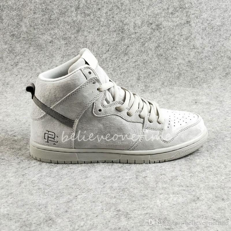 79b356fb6 Dunk Sb X Reigning Champ Stained Glass Mens Women Basketball Shoes Trumpet  Metallic Gold Black What The NYC Doernbecher Champ Sports Sneaker Tennis  Shoes ...
