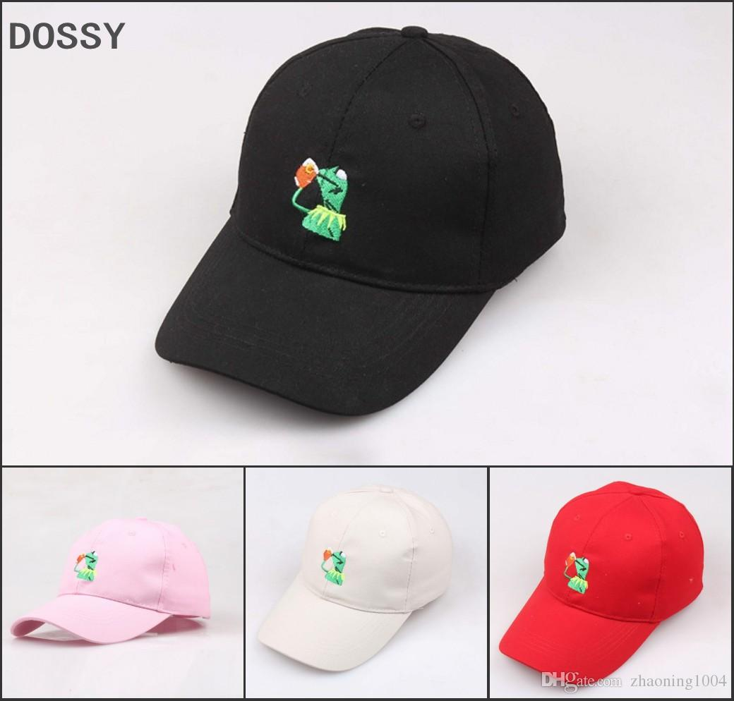 Fashion Designer Curved Cotton Baseball Caps Basketball Hats For ... 5d583ce0f24f