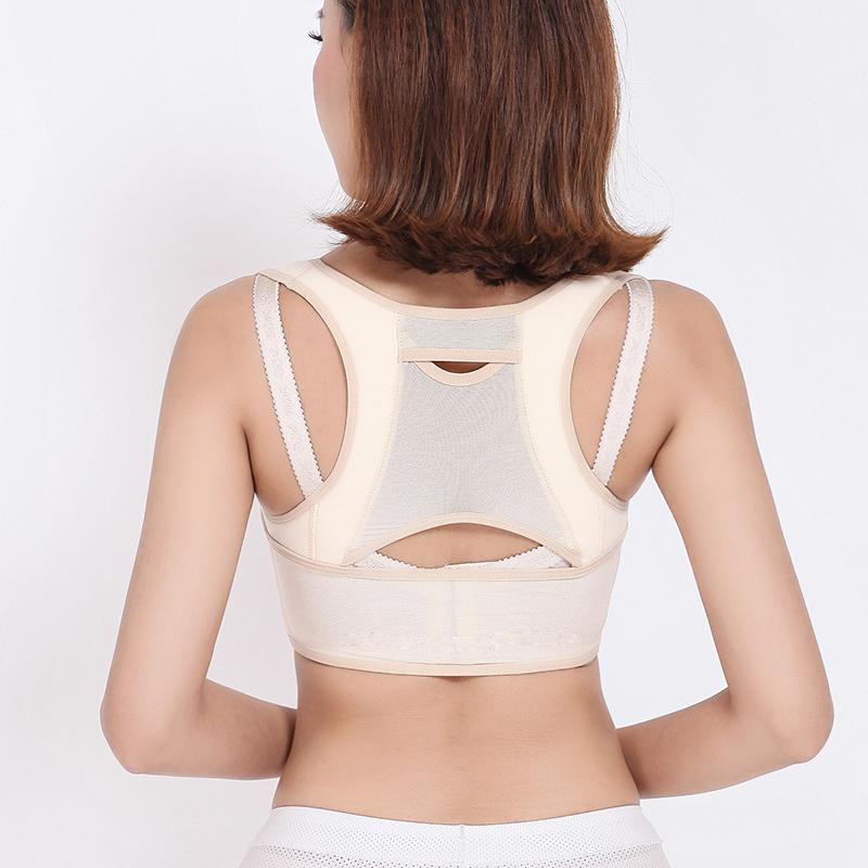 74226009ae00d 2018 Women Back Posture Correction Corset Orthopedic Upper Back Shoulder  Spine Posture Corrector Clavicle Support Belt Back Brace For Men Back Brace  For ...