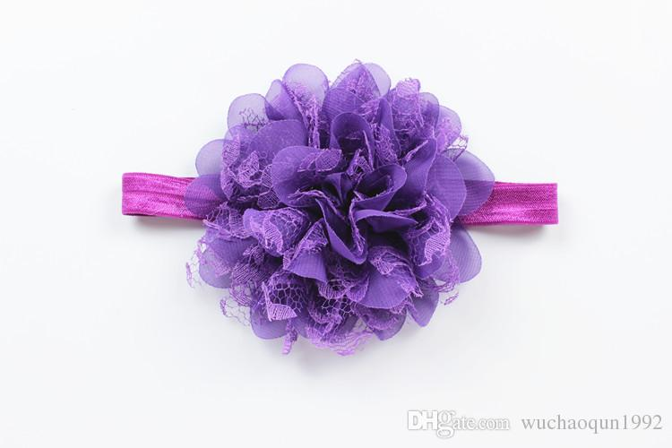 Childrens Accessories Hair Flowers Lace Headbands Baby Hair Accessories Girls Headbands Children Hair Accessories Kids Baby Headbands