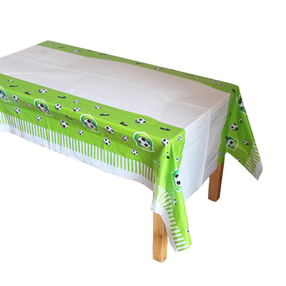 2019 Disposable Plastic Table Clothes Table Cover Tablecloth