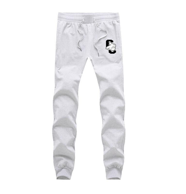 free shipping hip hop Crooks and Castles Outdoor sport Training Regular Trousers Male Casual Pants M-XXXL T04